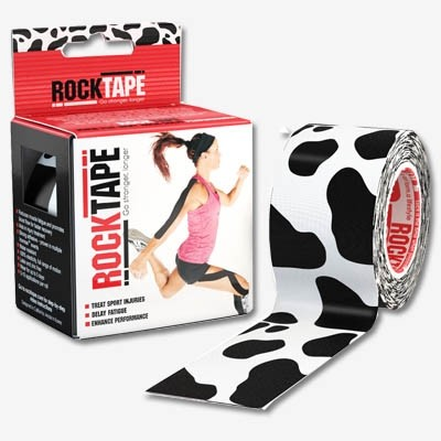 ROCKTAPE - Standard Tape (5cm x 5m) Cow